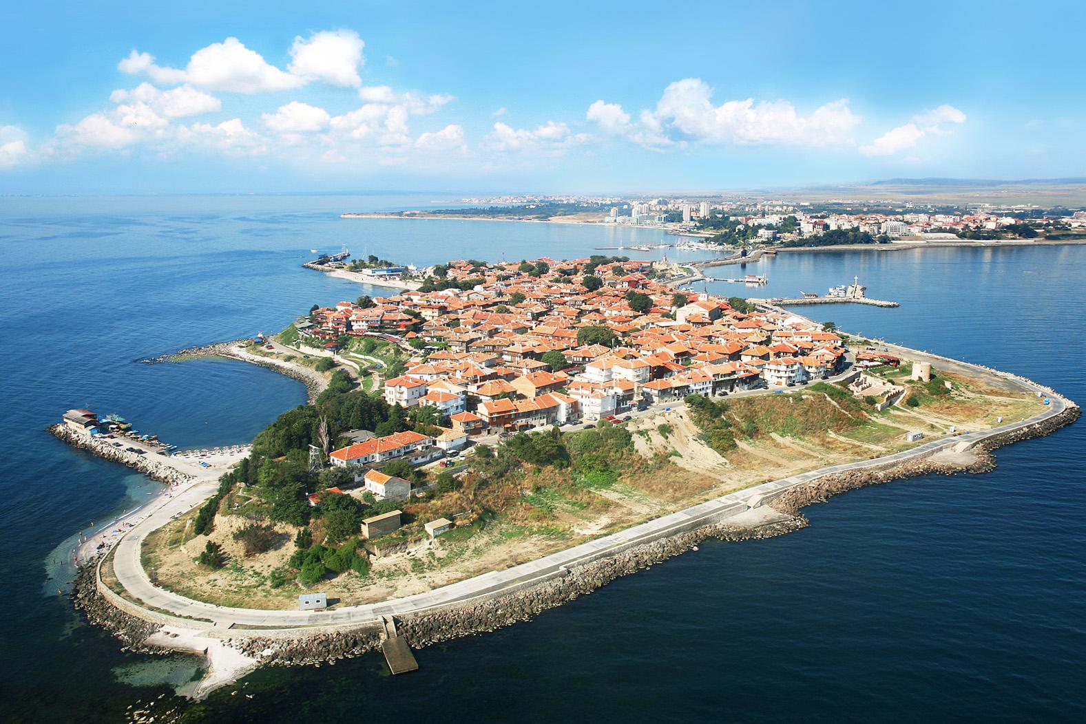 Место отдыха в Болгарии - Несебр