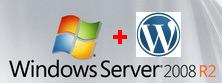 Несколько тонкостей при установке WordPress под Windows 2008 server