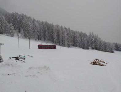 Штубайская долина 17-го января
