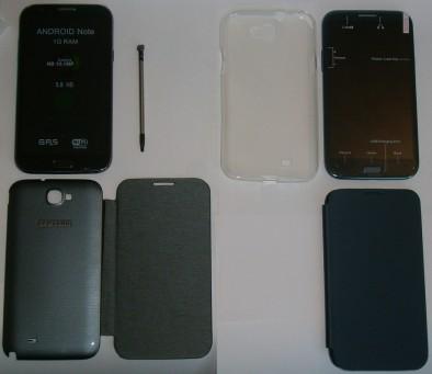 Чеклы и стилус для телефонов