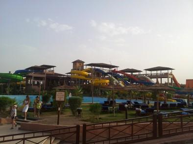 Аквапарк Джунгли - общий вид