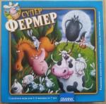 Супер фермер - настольная экономическая и развивающая игра для детей и взрослых