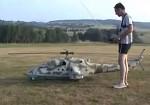 3D пилотирование моделей вертолетов