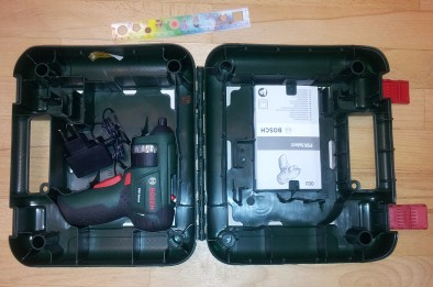 Bosch PSR select - открытая коробка