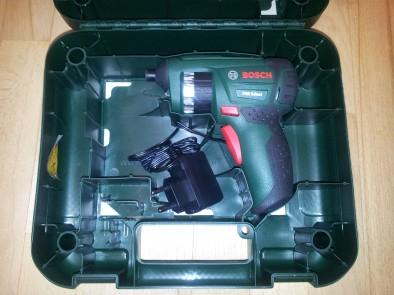 Bosch psr select в коробке