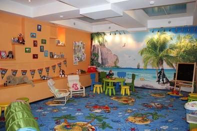 Детская комната на Бронной
