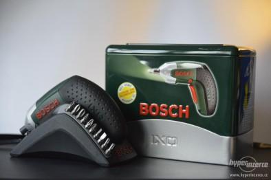 Bosch ixo маленькая коробка