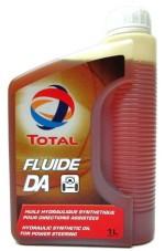 Жидкость для ГУР Ситроенов Total Fluide DA