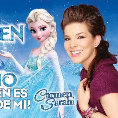 Carmen Sarahi
