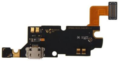 Плата с micro USB разъемом на Galaxy Note