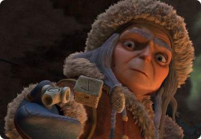 Снежная королева - шаман