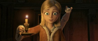 Герда со свечей