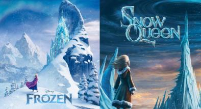 Холодное сердце vs Снежная Королева