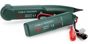Тестер–трассоискатель кабельный КВТ MS 6812