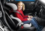 Можно ли перевозить ребенка на переднем сиденье в бустере