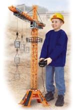 Как устанавливают краны на стройке: монтаж, сборка и наращивание башенного крана