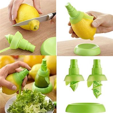 Соковыжималка для лимона со спреем