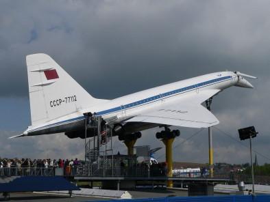 Ту-144 Sinsheim