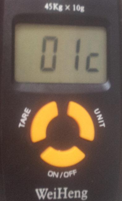 Минимальная измеряемая температура