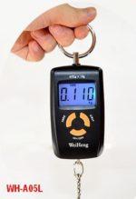 Портативные электронные ручные весы, он же цифровой безмен WH-A05L до 45 кг - незатейливый обзор и тест, а также конкурс с денежными призами