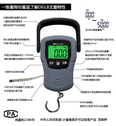 Компактные весы с рулеткой и запредельной стоимостью