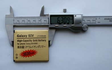 Измеряем аккумулято