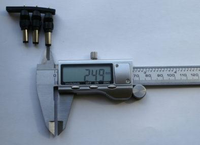 Измерение внутреннего диаметра