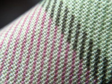Макро-фото скатерти на iphone