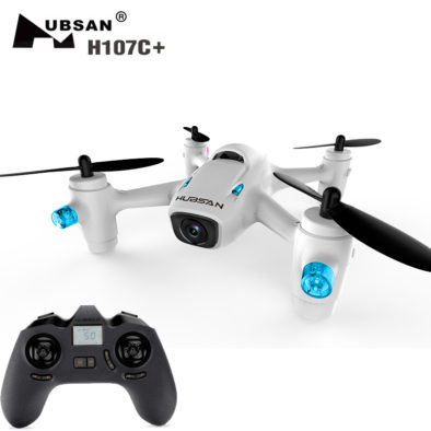 Hubsan X4 HD-720P Camera H107C Plus