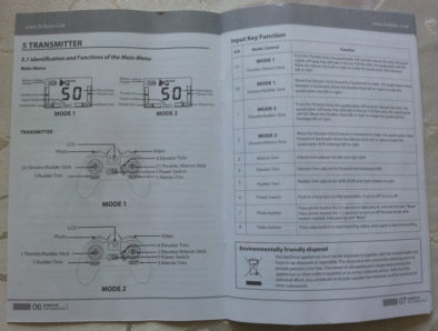 Самые важные страницы инструкции