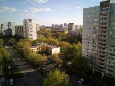 Фото на улице