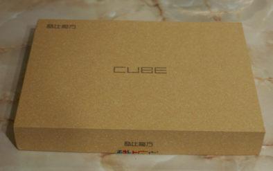 Коробка с планшетом извлечена из посылки