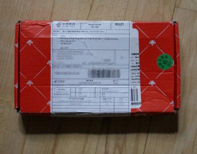 Коробка с пультом