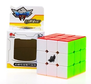 3x3x3 57 mm magic cube Cyclone Boys