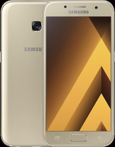 Galaxy a3 2017 gold