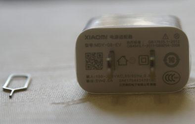 Скрепка и зарядное устройство