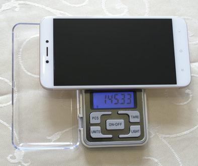 Вес смартфона