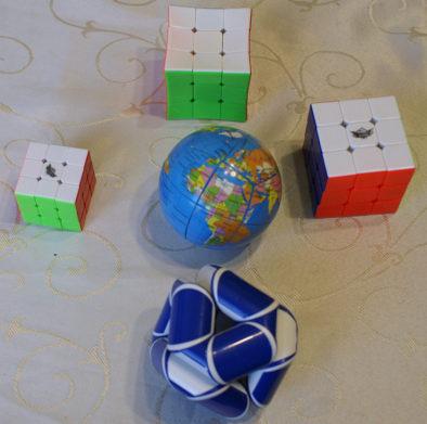Коллекция наших головоломок