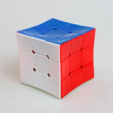 Вогнутый кубик Рубика