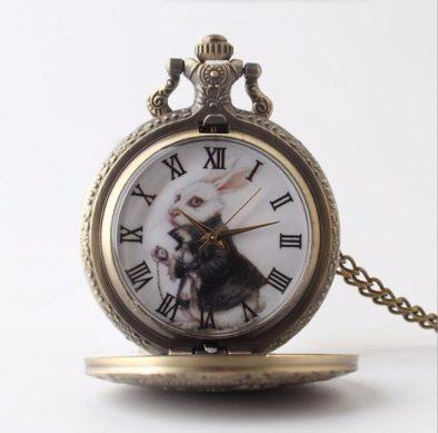 Карманные часы из Алисы