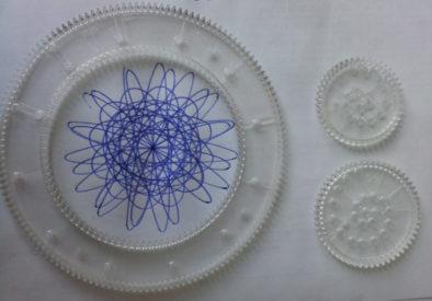 Рисуем кругами