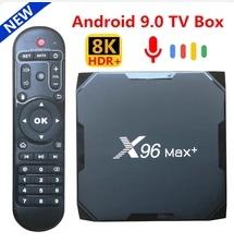 Король умер — да здравствует король? ТВ бокс X96 Max Plus 4GB 64 Гб на процессоре Amlogic S905X3 — чем отличается, обзор, тестирование и сравнение с простым X96 Max